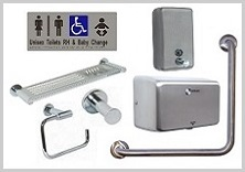 Washroom Accessories